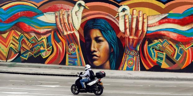 Colombia Murals